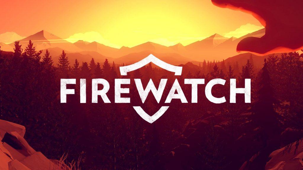 firewatch logo wallpapers