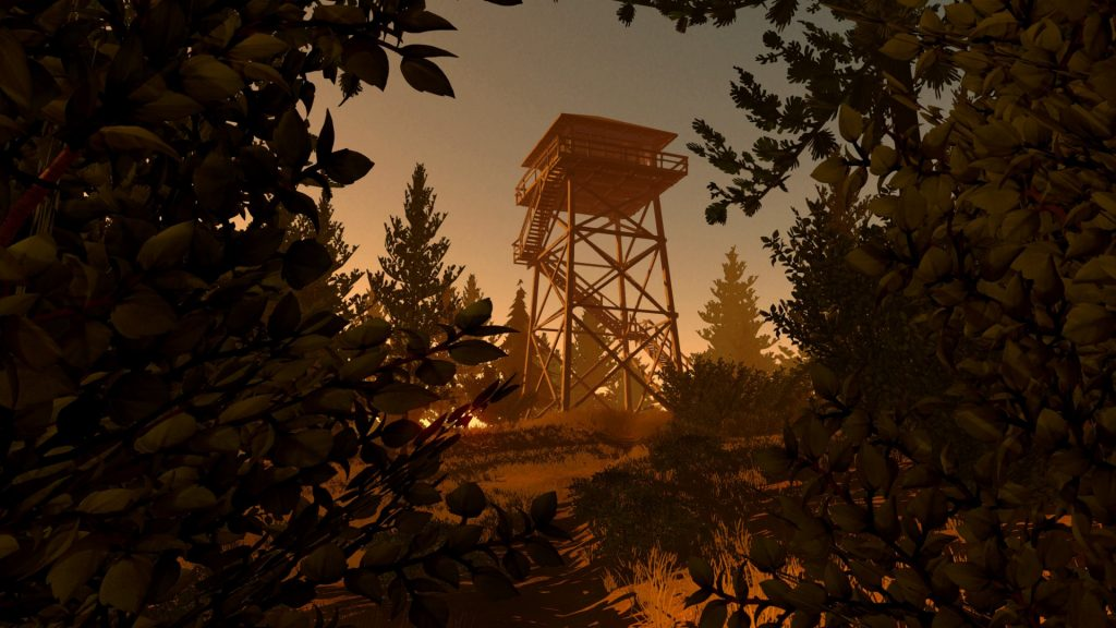 firewatch game wallpapers