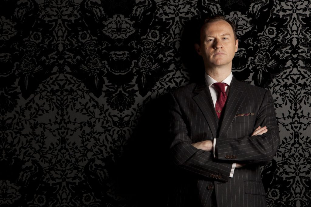 mark gatiss wallpapers