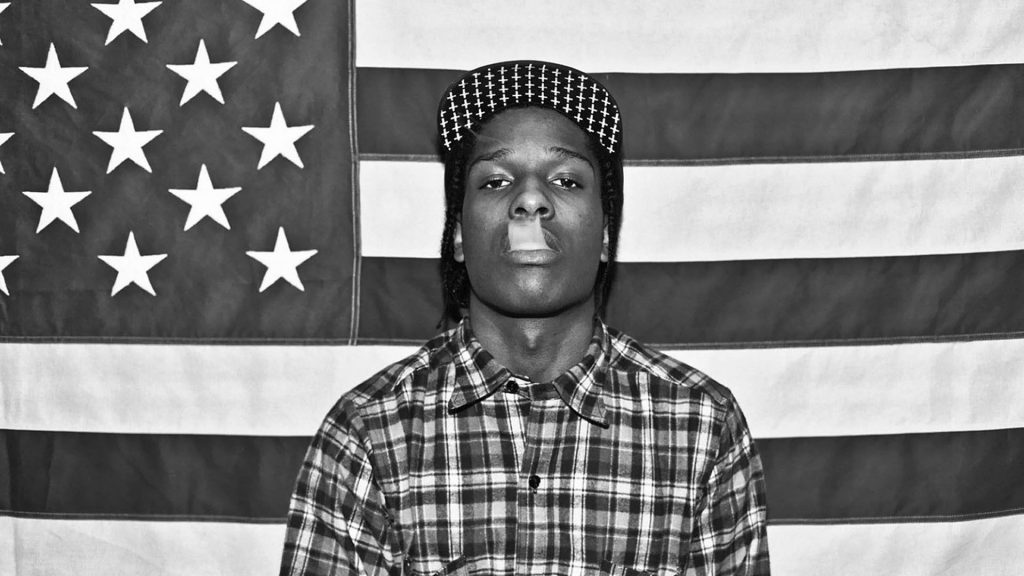 monochrome asap rocky wallpapers