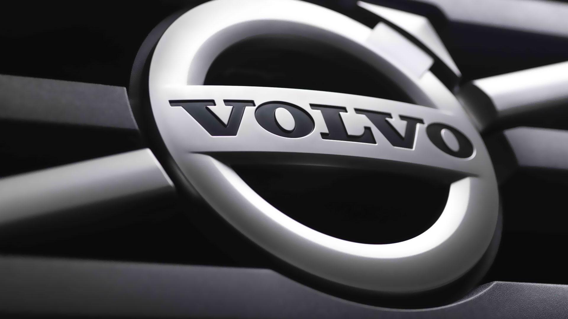 4 Hd Volvo Logo Wallpapers