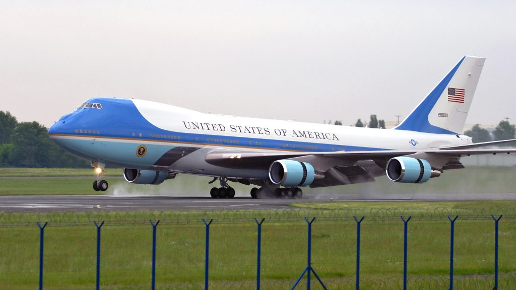 Air Force One Wallpapers