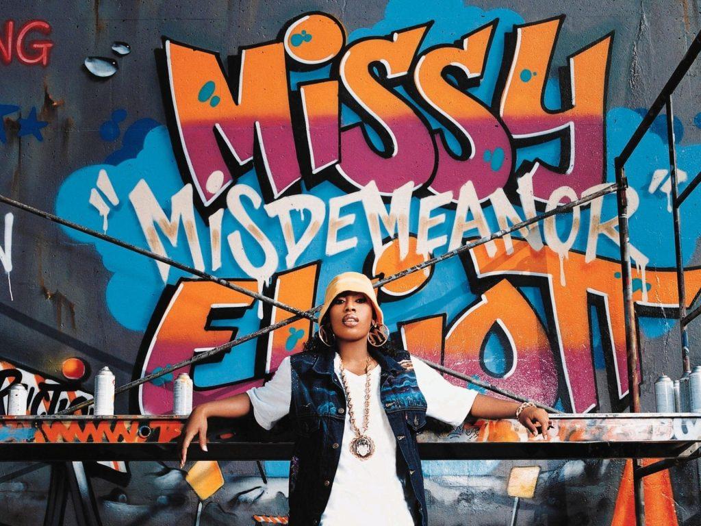 Missy Elliott Wallpapers