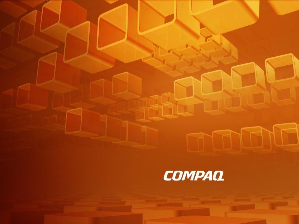 Compaq Wallpapers