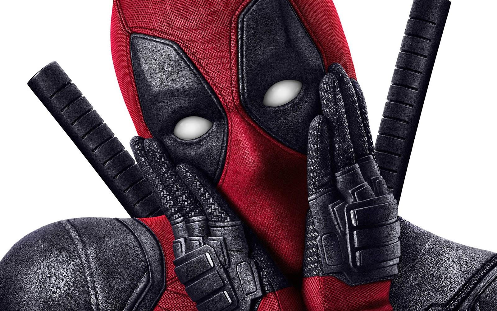 8 HD Deadpool Movie Wallpapers
