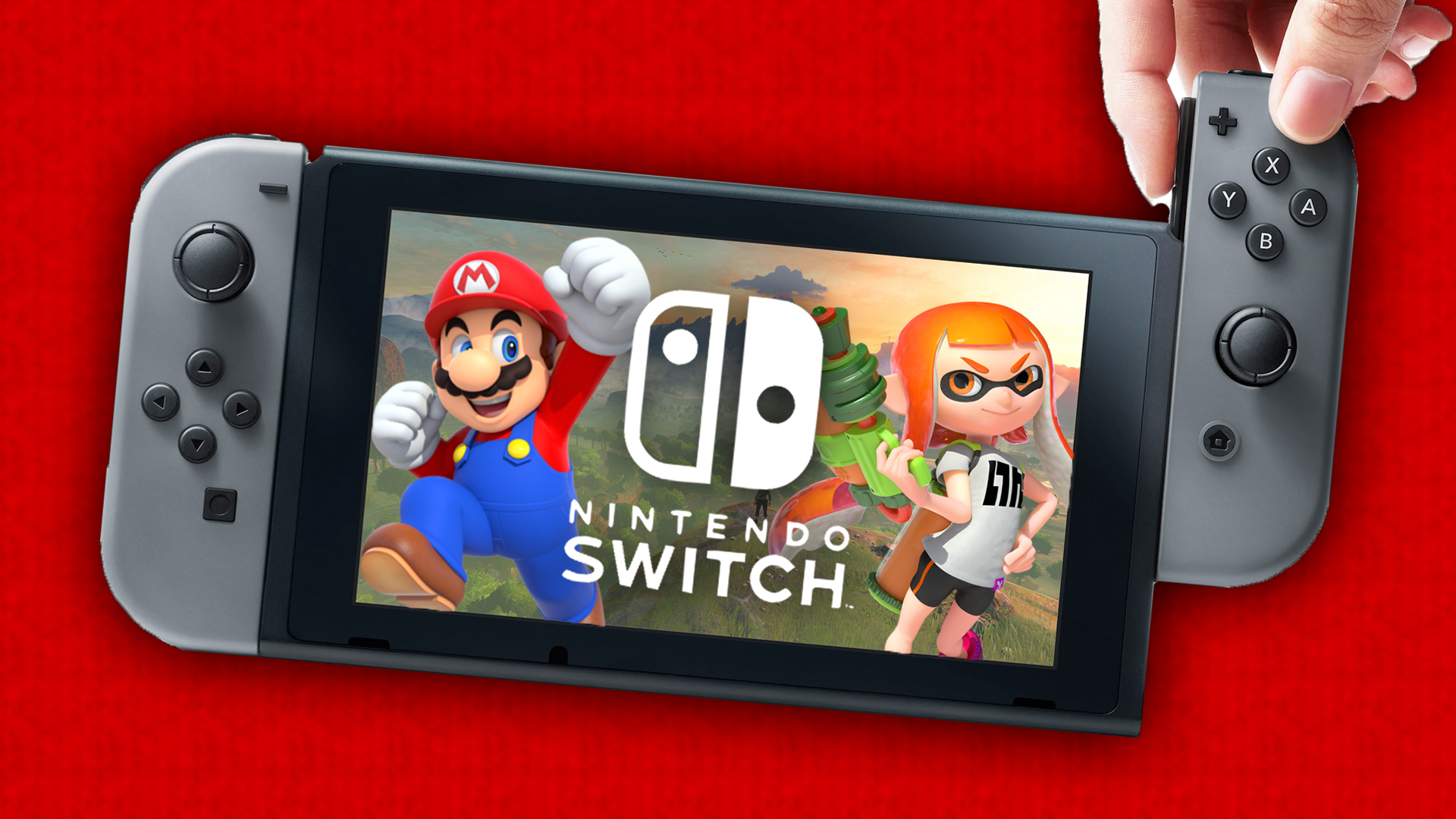 11 Fantastic Hd Nintendo Switch Wallpapers