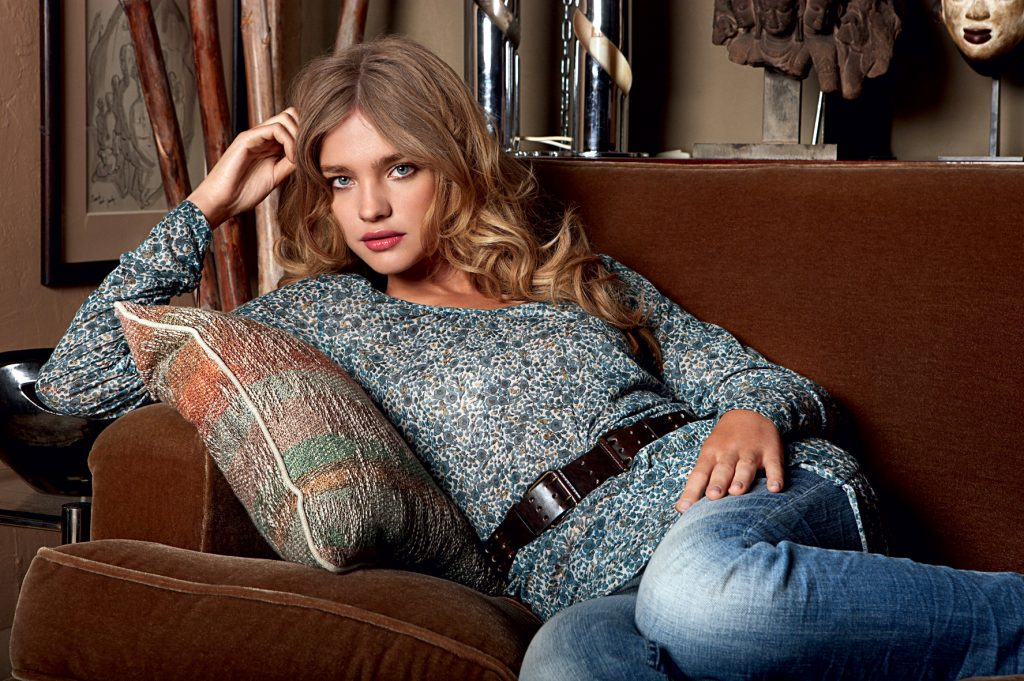Natalia Vodianova Wallpapers