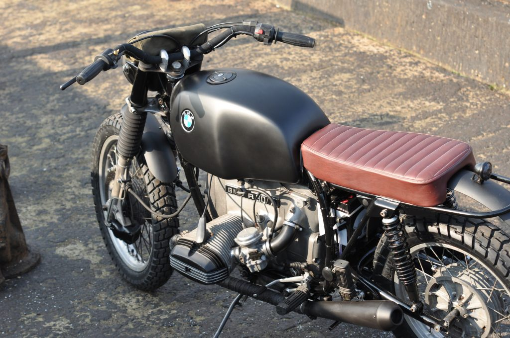 BMW R80 Bike Wallpapers