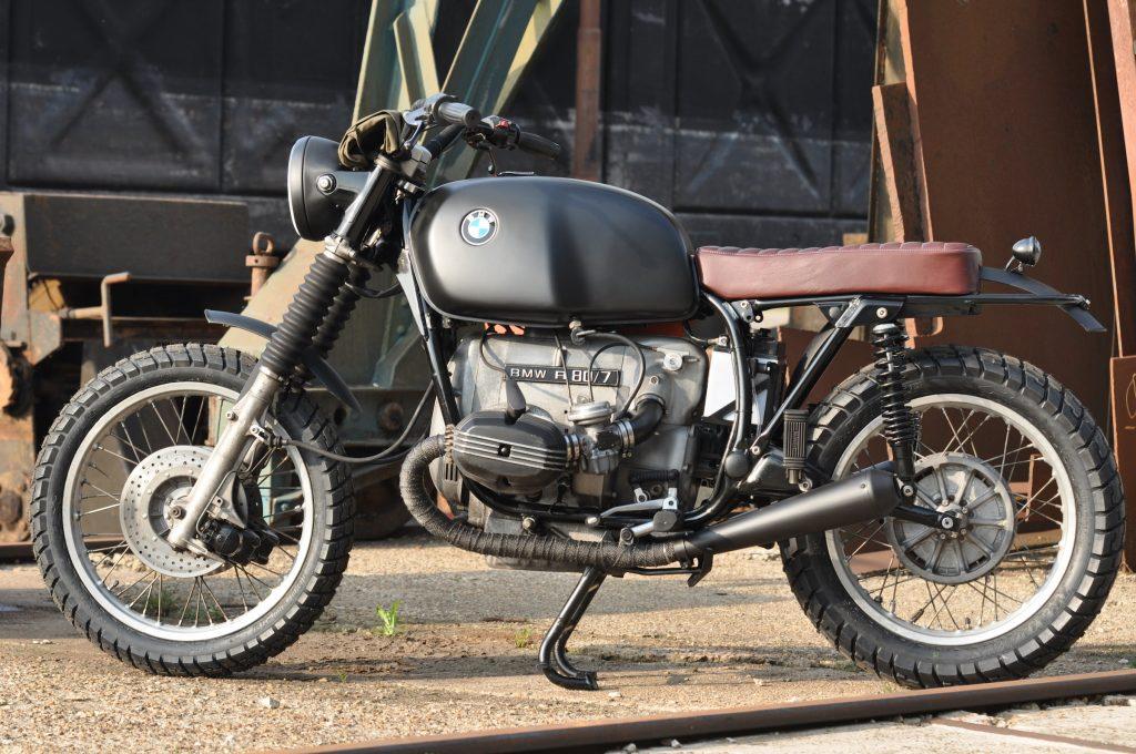 BMW R80 Bike