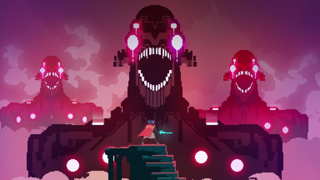 Hyper Light Drifter Game Wallpapers
