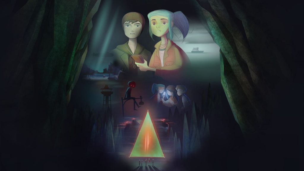 Oxenfree Game Wallpapers