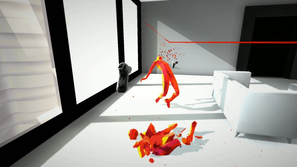 Superhot Game Wallpapers