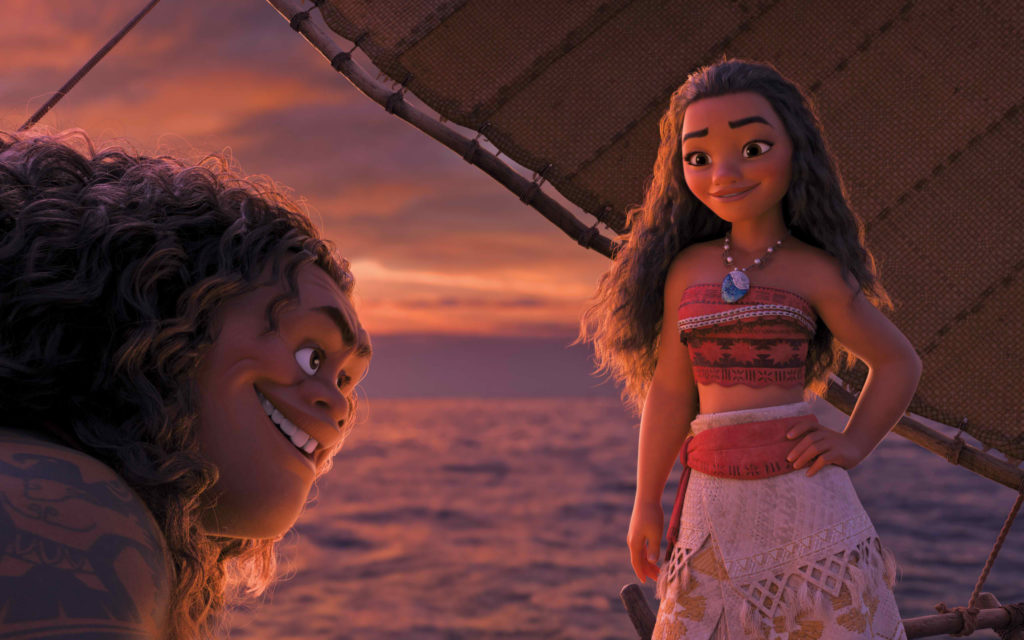 Moana Movie Wallpapers