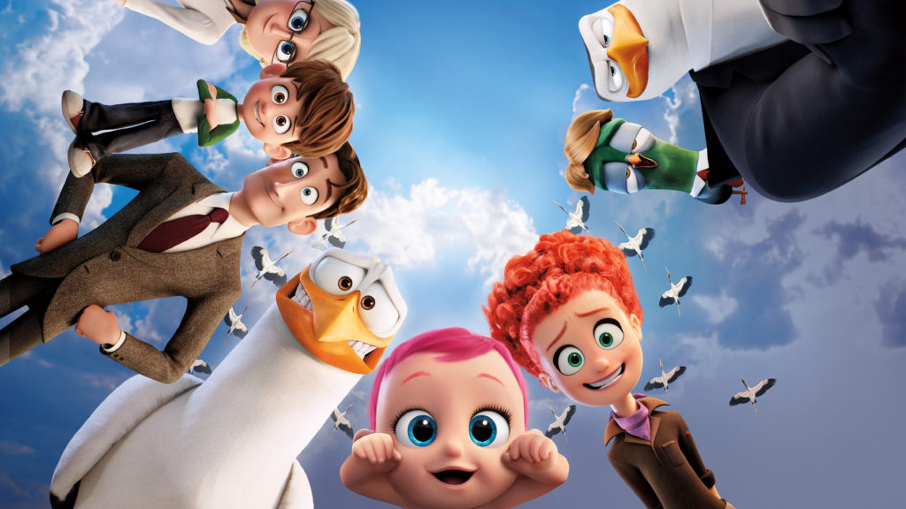 Storks Movie Wallpapers