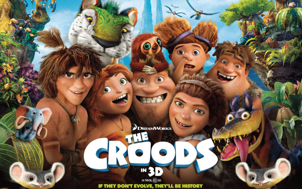 The Croods Movie Wallpapers