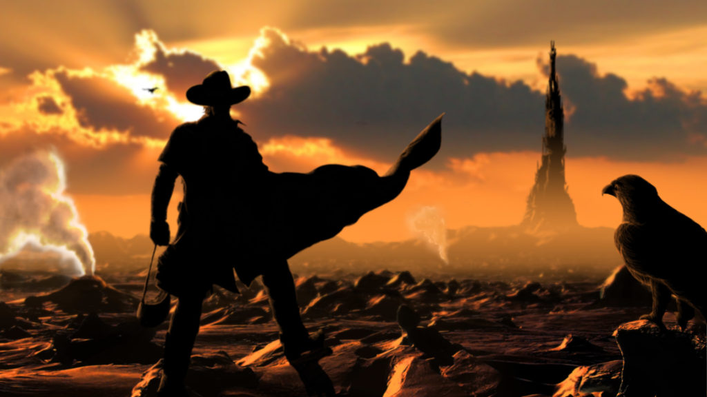 The Dark Tower Movie Wallpapers