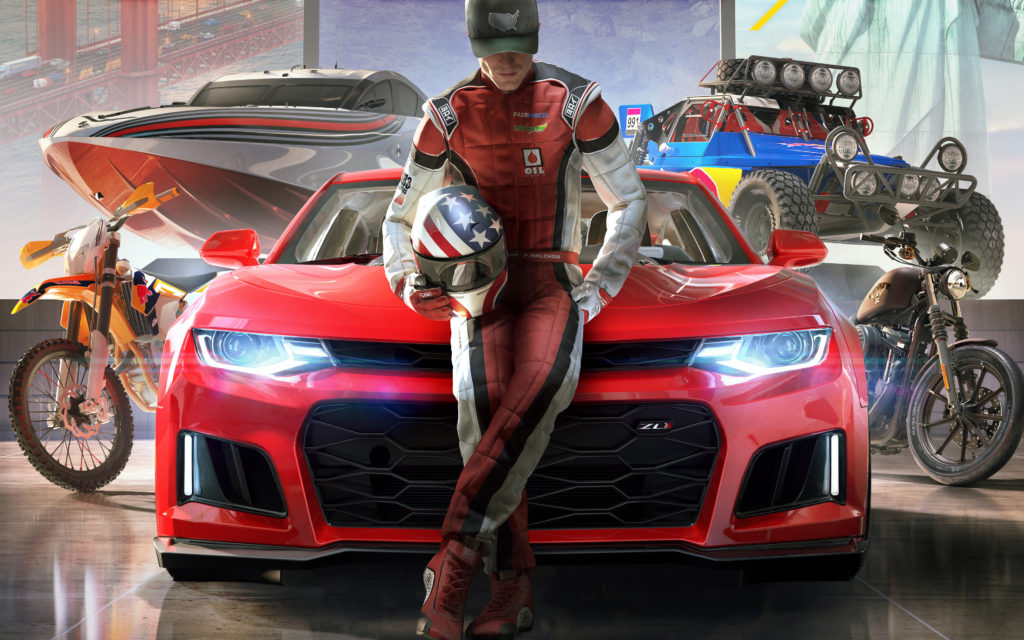 The Crew 2 Wallpapers
