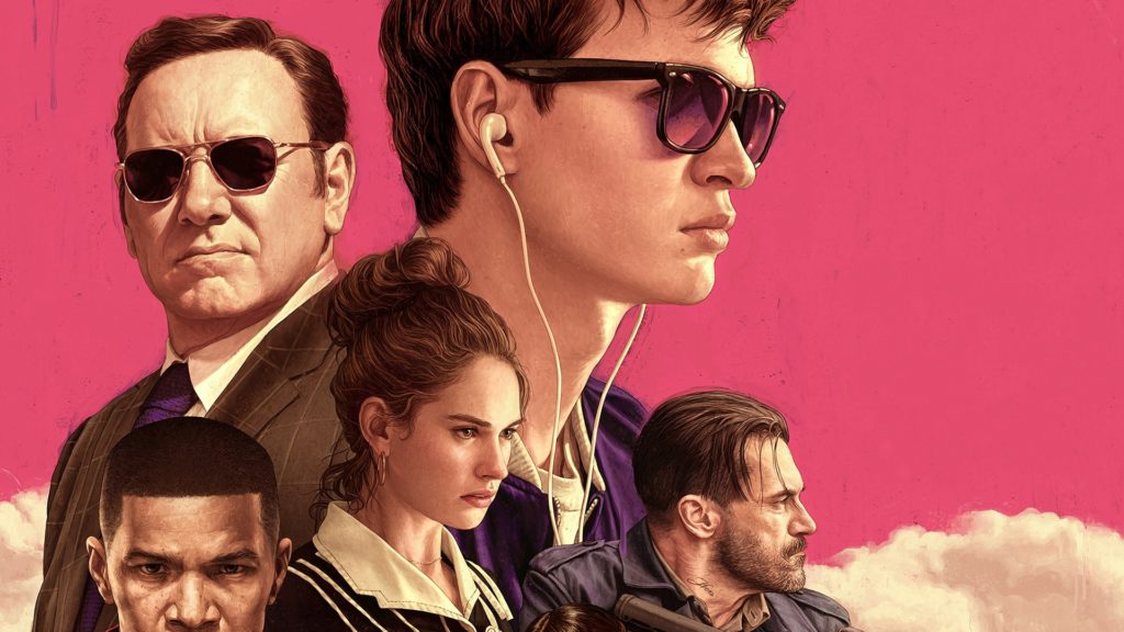 Baby Driver Movie