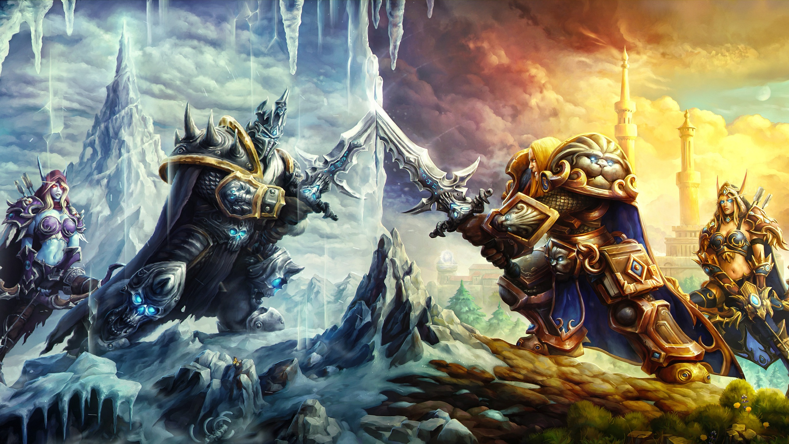 18 Hd Heroes Of The Storm Wallpapers