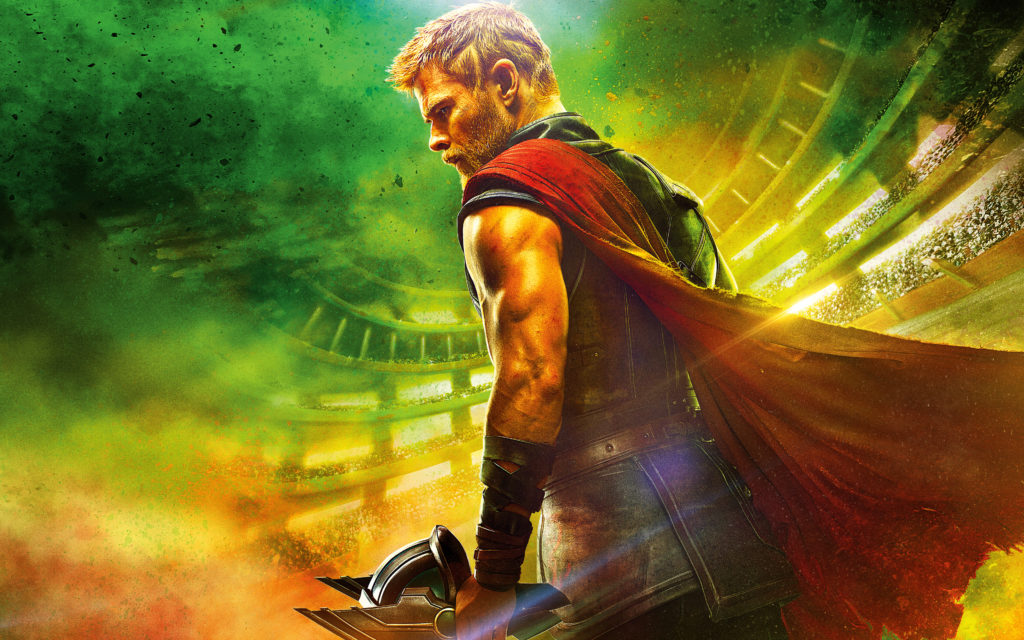 Thor Ragnarok Movie Wallpapers