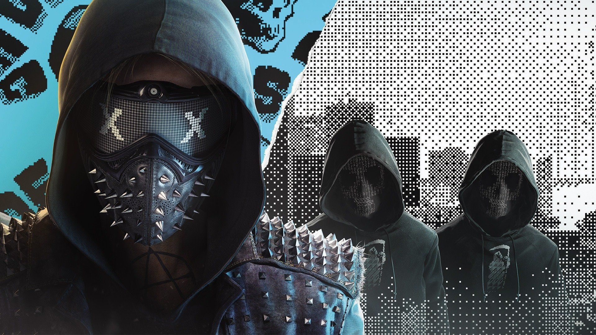 13 Hd Watch Dogs 2 Wallpapers