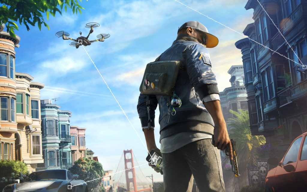 Watch Dogs 2 Wallpapers