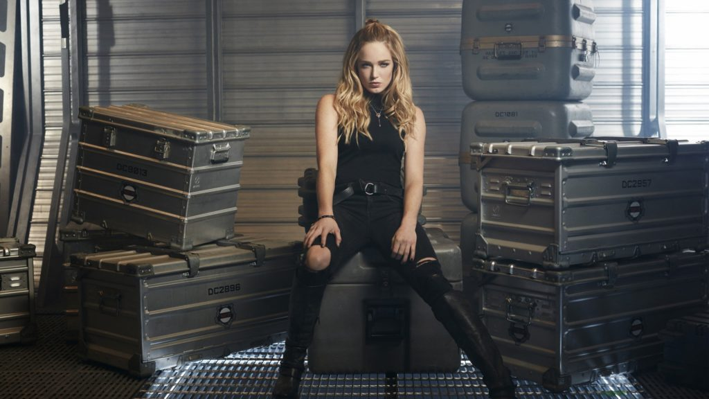 Caity Lotz Wallpapers