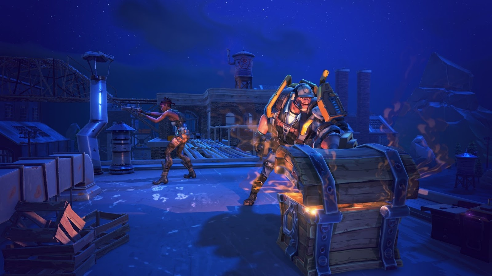 16 Hd Fortnite Game Wallpapers