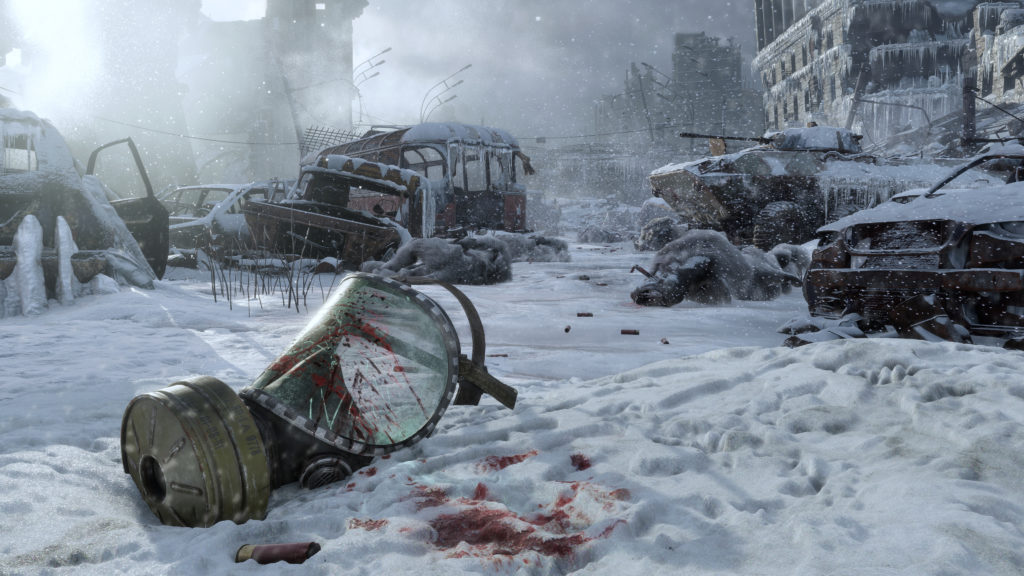 Metro Exodus Game Wallpapers