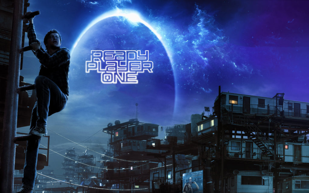 Ready Player One Movie Wallpapers