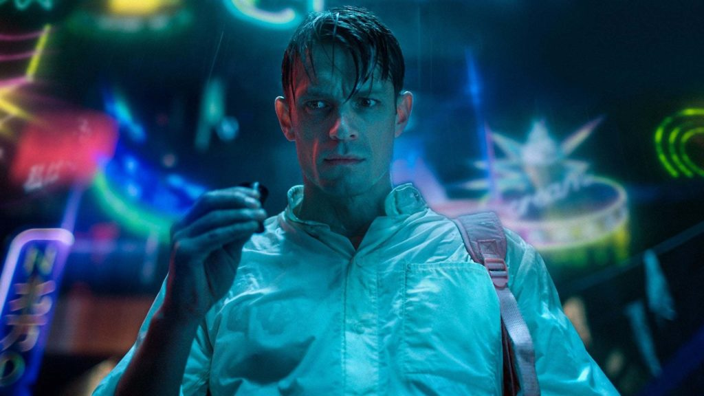 Altered Carbon Wallpapers