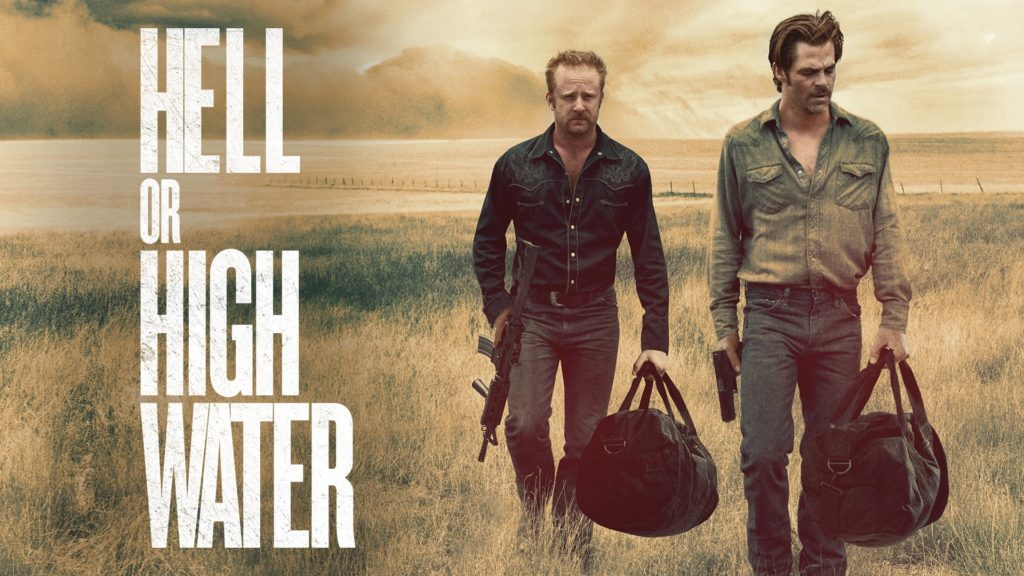 Hell or High Water Movie Wallpapers