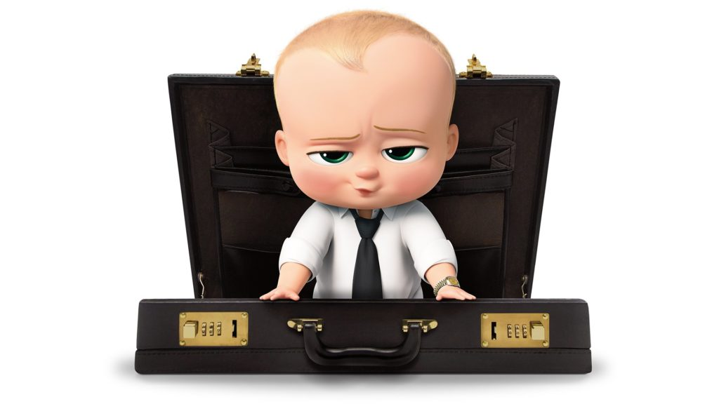 The Boss Baby Wallpapers