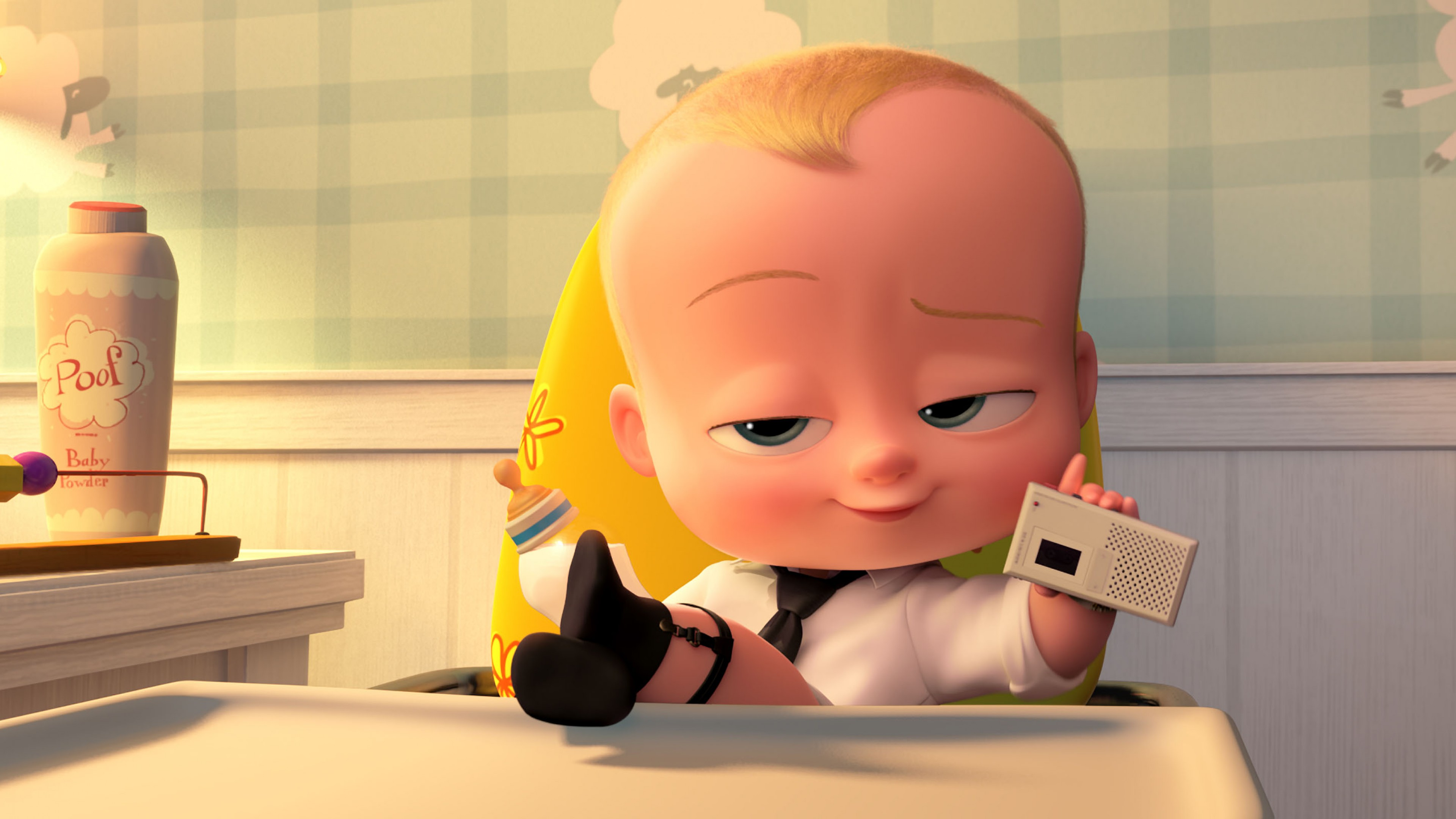 9 HD The Boss Baby Wallpapers