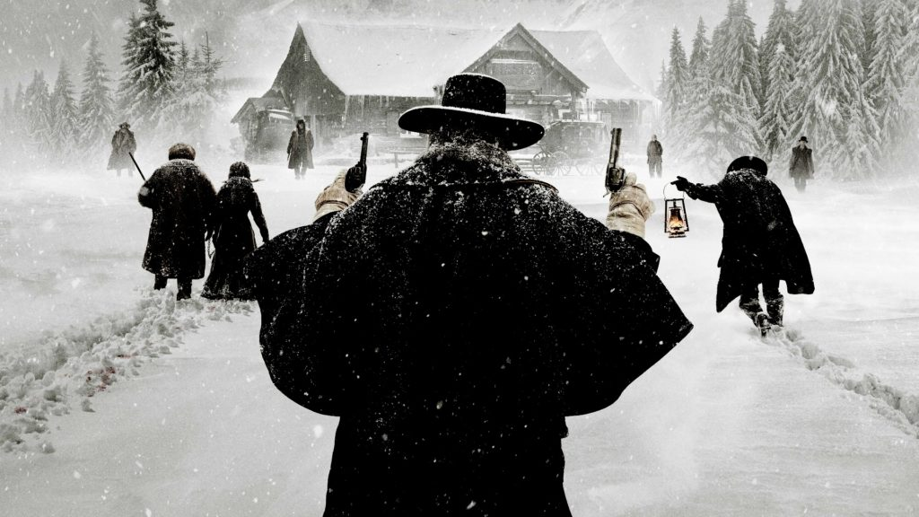 The Hateful Eight Movie Wallpapers