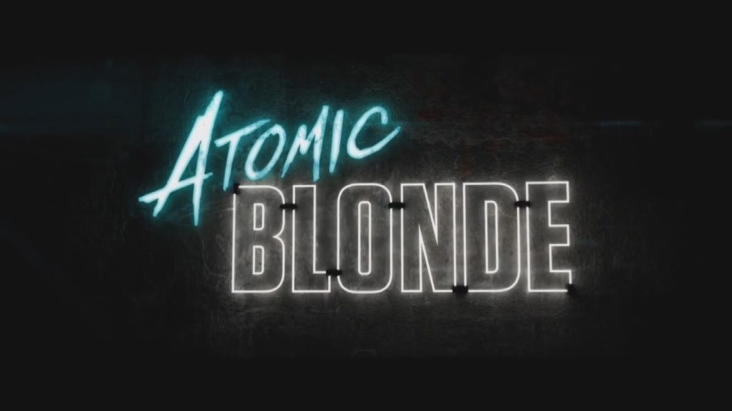 Atomic Blonde Movie Wallpapers