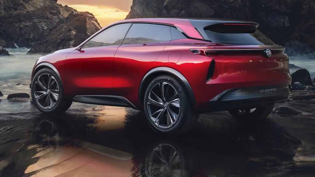 Buick Enspire Car
