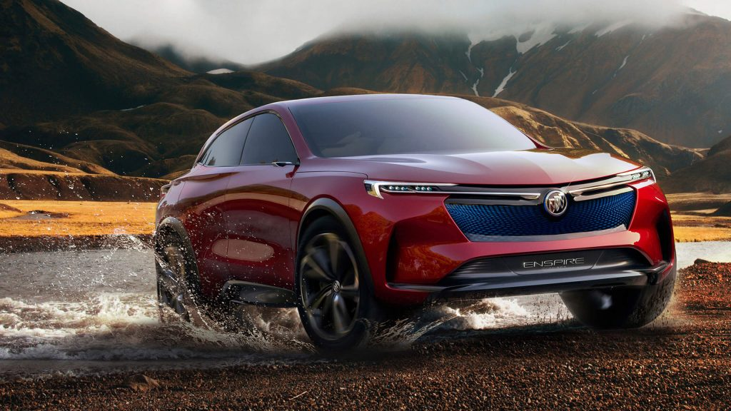 Buick Enspire Car Wallpapers
