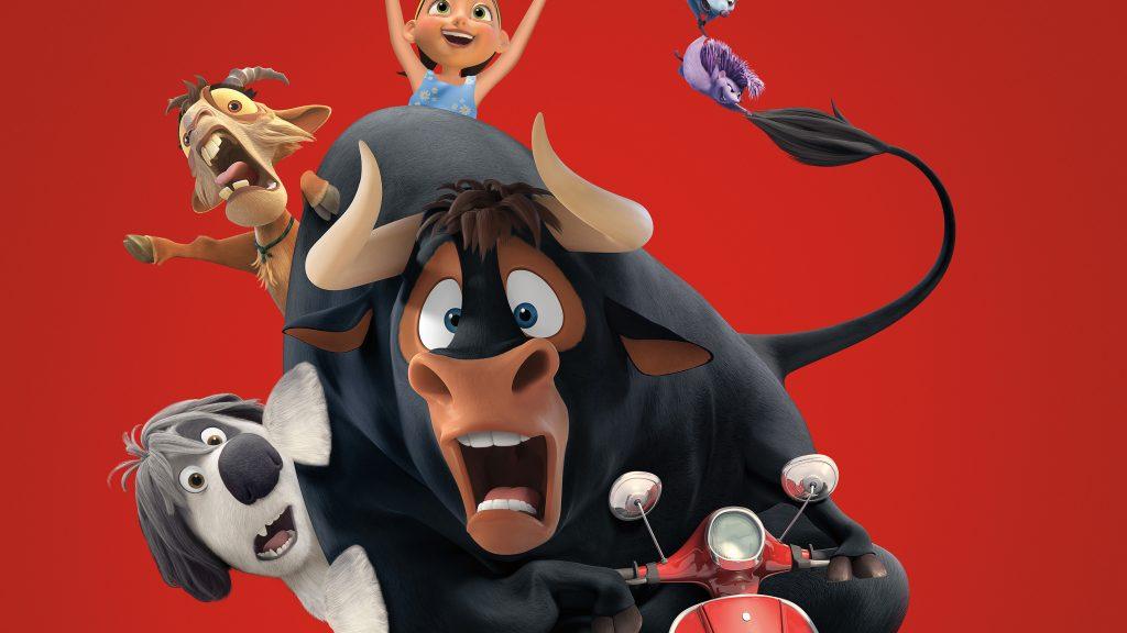 Ferdinand Movie Wallpapers