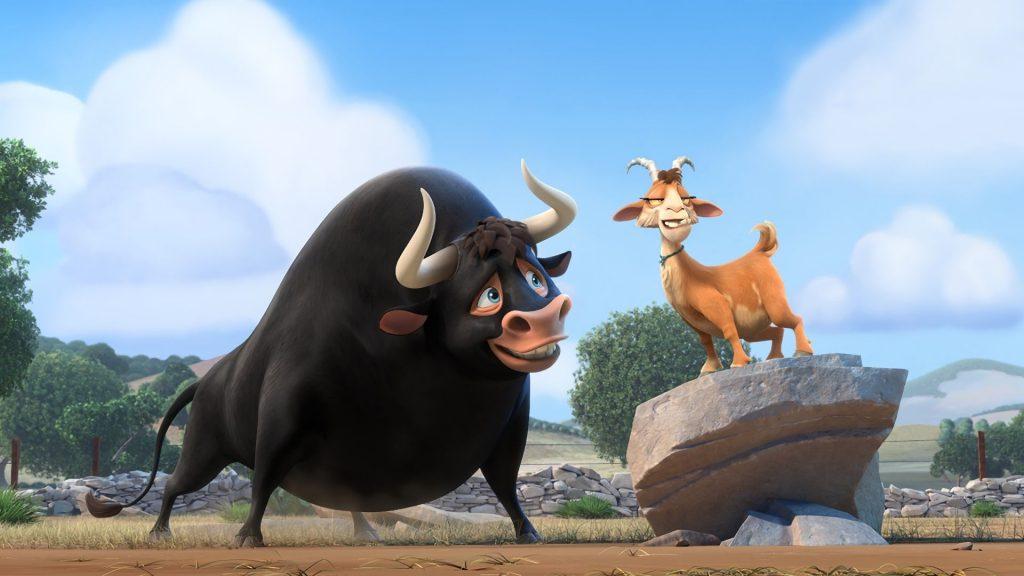 6 HD Ferdinand Movie Wallpapers
