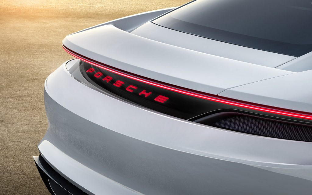 Porsche Mission E Car Wallpapers
