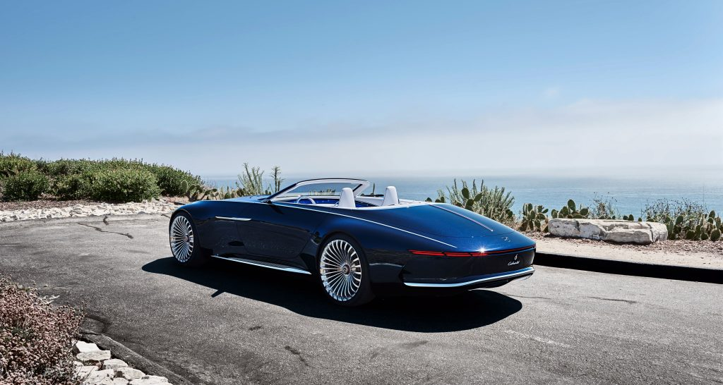 Vision Mercedes Maybach Car Wallpapers