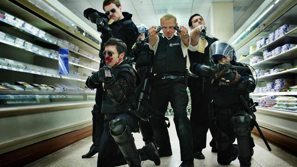 Hot Fuzz Movie