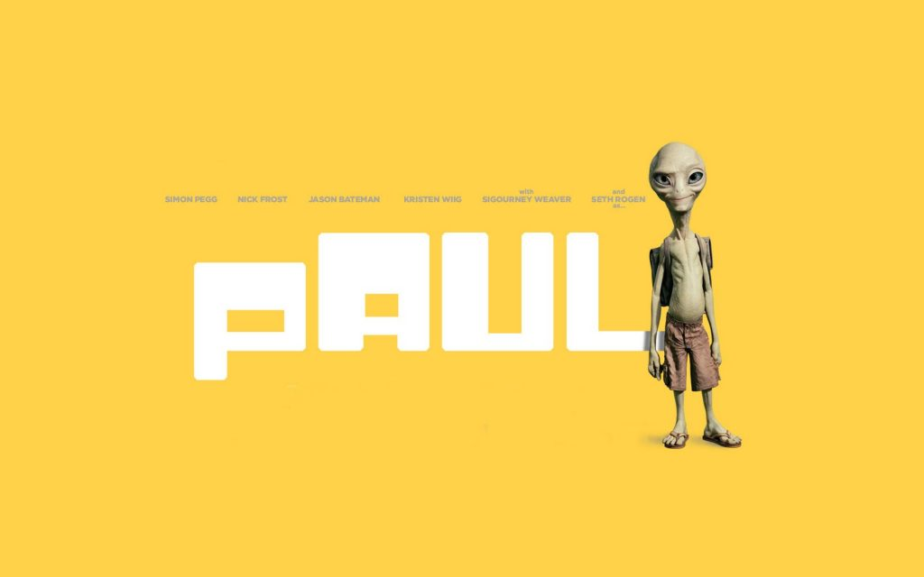 Paul Movie Wallpapers
