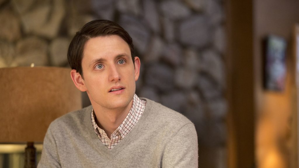 Zach Woods Wallpapers
