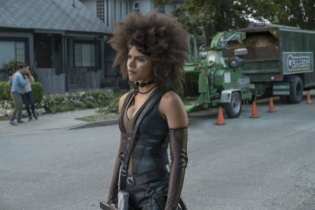 Zazie Beetz Wallpapers