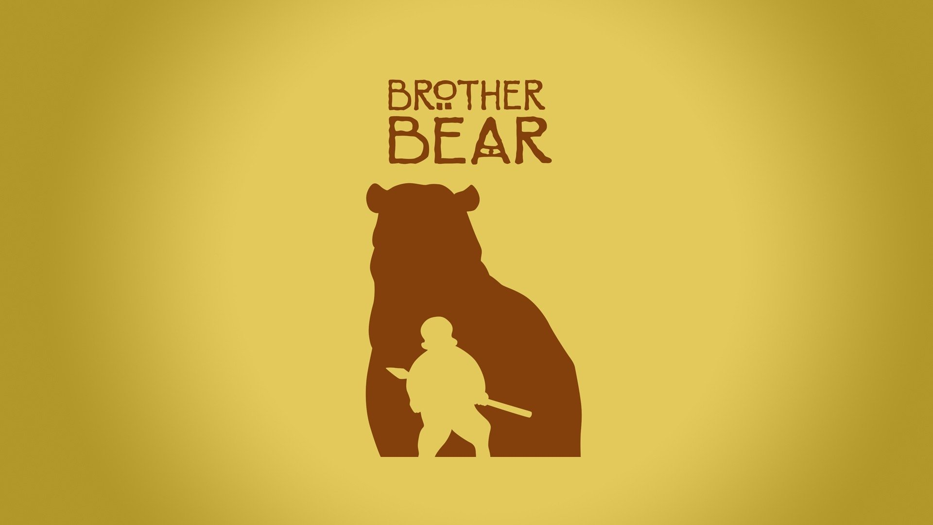 4 Hd Brother Bear Movie Wallpapers