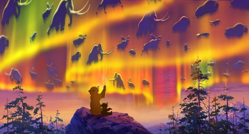 Brother Bear Movie Wallpapers